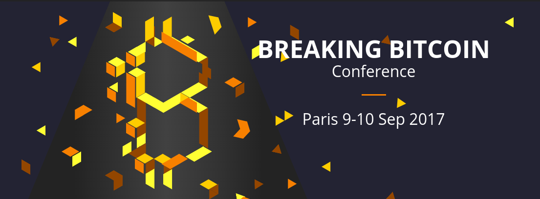 Breaking Bitcion Conference