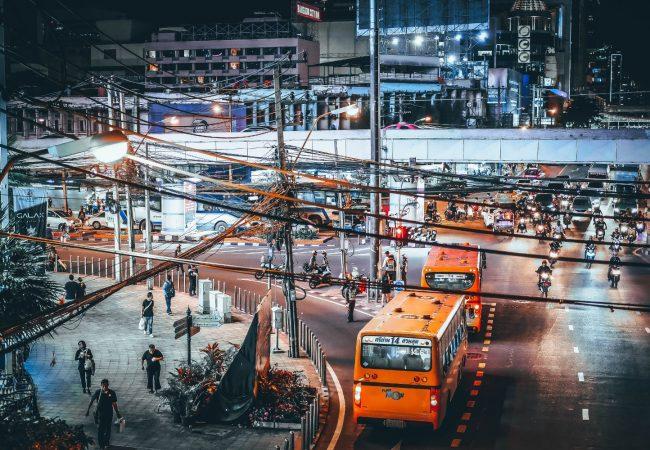 Tourism Blockchain Thailand