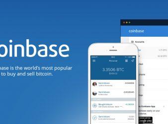 Bitcoin Coinbase Exchange buy and sell
