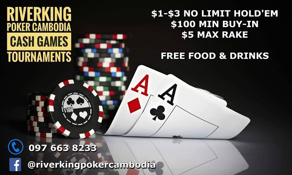 Poker Club Phnom Penh