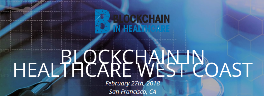 Blockchain in Healthcare West Conference