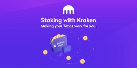Earn a 6% Return Staking XTZ, Available on Kraken December 13!