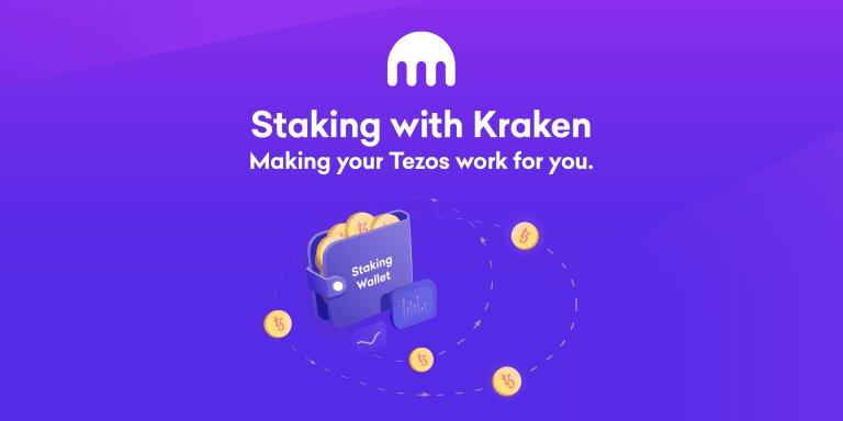 Earn a 6% Return Staking XTZ, Available on Kraken December 13!